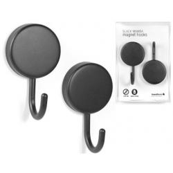 Magneet haak super sterk Black Mamba zwart  Magneetjes mee bestellen€ 11,49