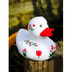 Rubber duck DUTCH DUCKY Tulip  Order also Rubber Ducks