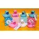 Badeend mini baby roze B (bij 100: € 0,90)  Badeendjes mee bestellen€ 0,83