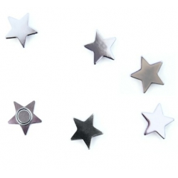 Fridge magnet star  Order also Magnets