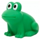 Froggy laurier  Plastic/Rubber Kikkers€ 2,44