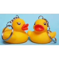 Keychain Yellow B  Order also Rubber Ducks