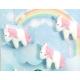 Mini fridge magnets Unicorn  Order also Magnets