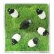 Mini fridge magnets Sheep  Order also Magnets