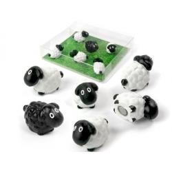 Mini magneetjes Schaap  Magneetjes mee bestellen€ 7,02