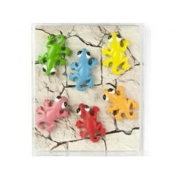 Mini magneetjes Gecko  Magneetjes mee bestellen€ 7,02
