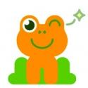 Keychain Frogs
